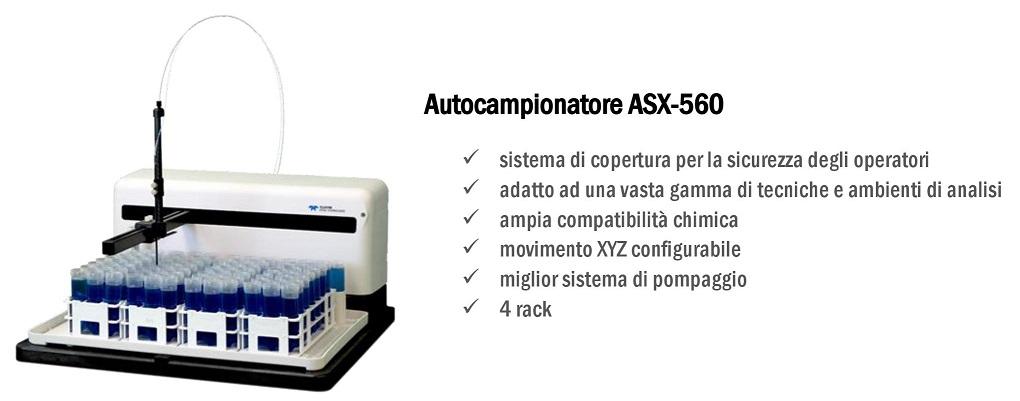 Autosample CETAC ASX-560